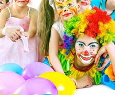 Kids' entertainers